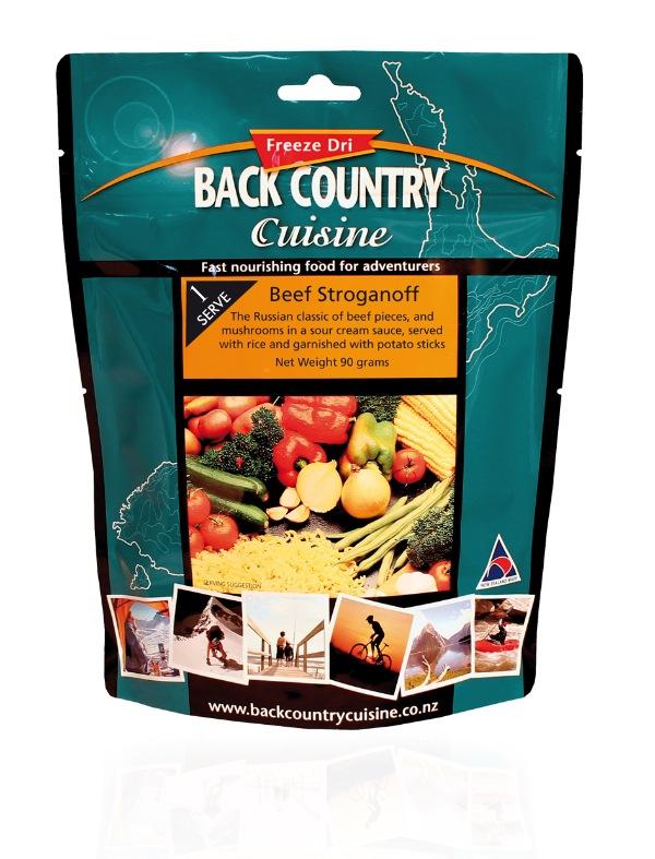 Back Country Spaghetti Bologniase