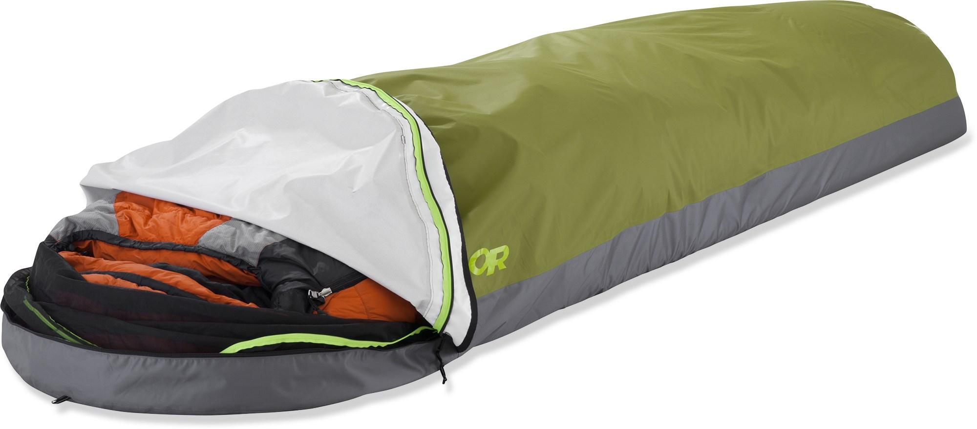 Outdoor Research Molecule Bivy Bag Long Adventure Gear