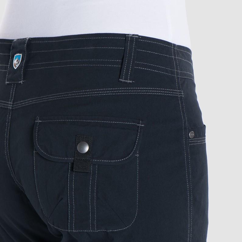 Kuhl Splash Roll Up Pants Womens Black 32inch Leg
