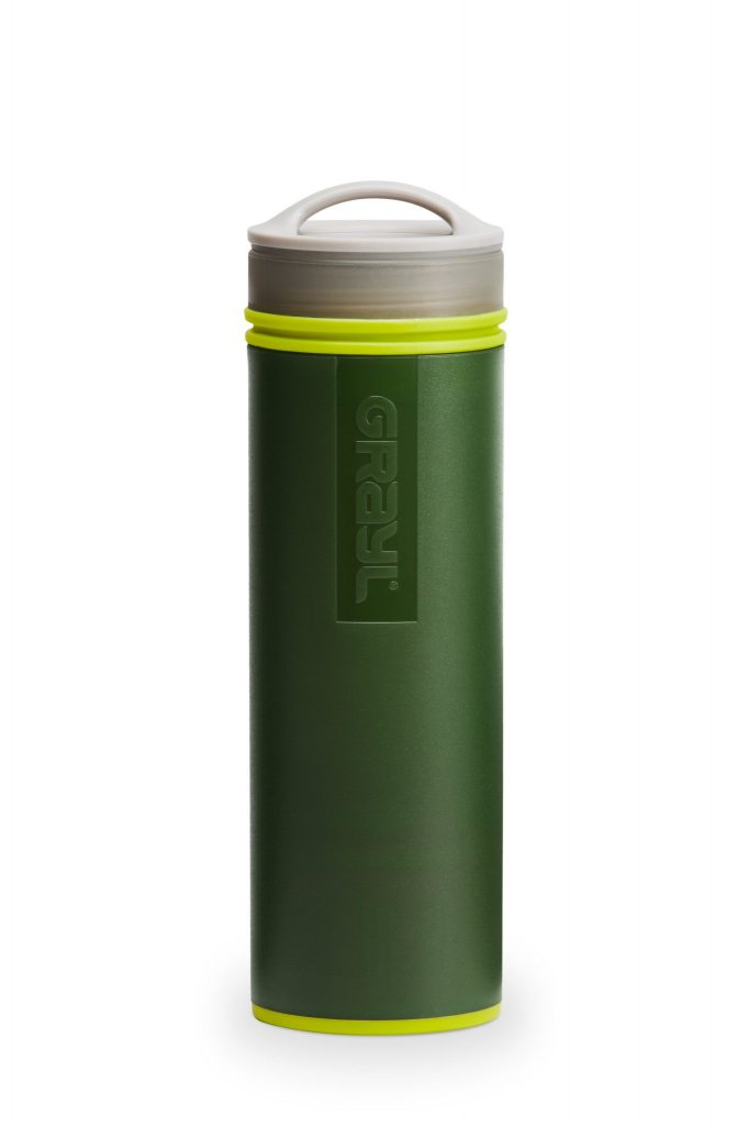 Grayl Water Purifier (Plus Microfilter)