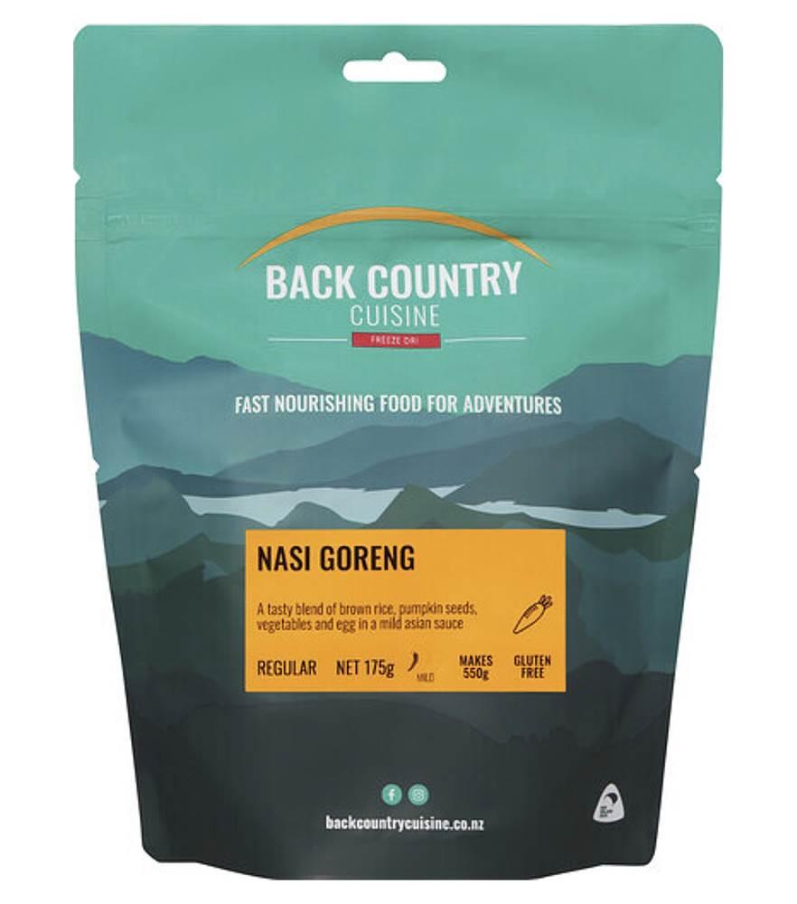 Back Country Nasi Goreng Regular Serve